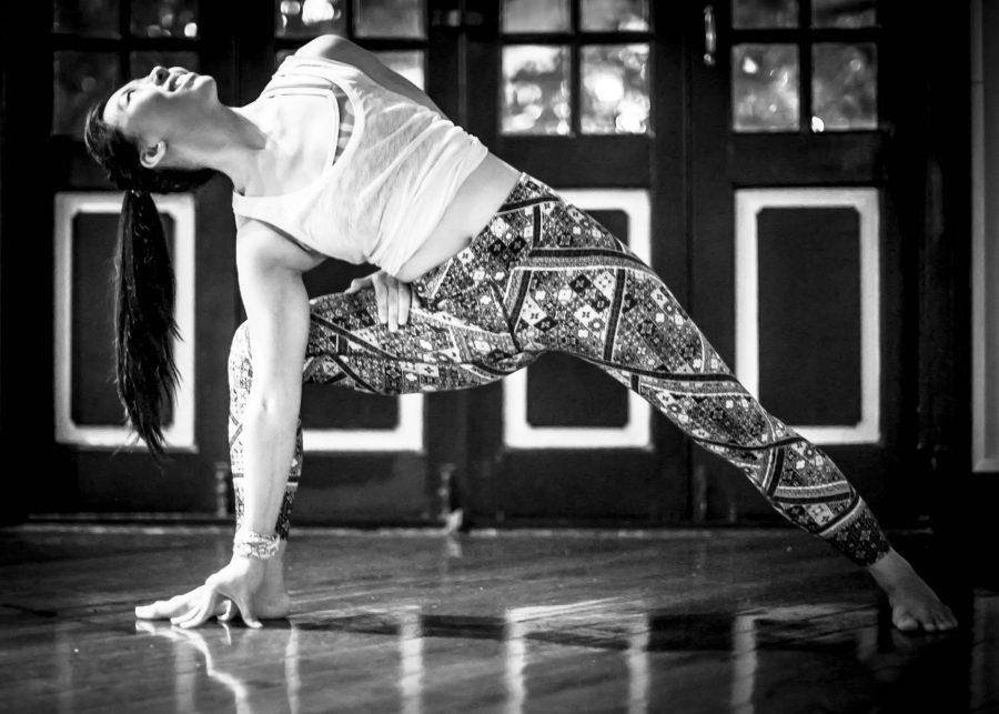 Bird of Paradise   Yoga Movement