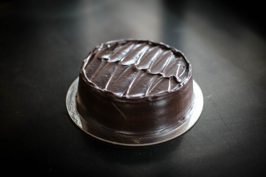 The cake that made Awfully Chocolate, Awfully Chocolate