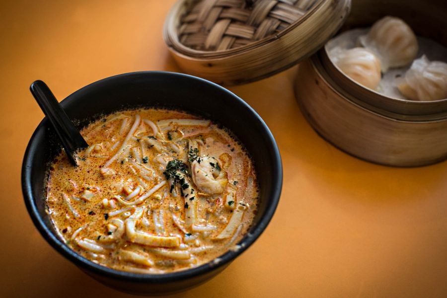 No frills, just the way laksa should be...