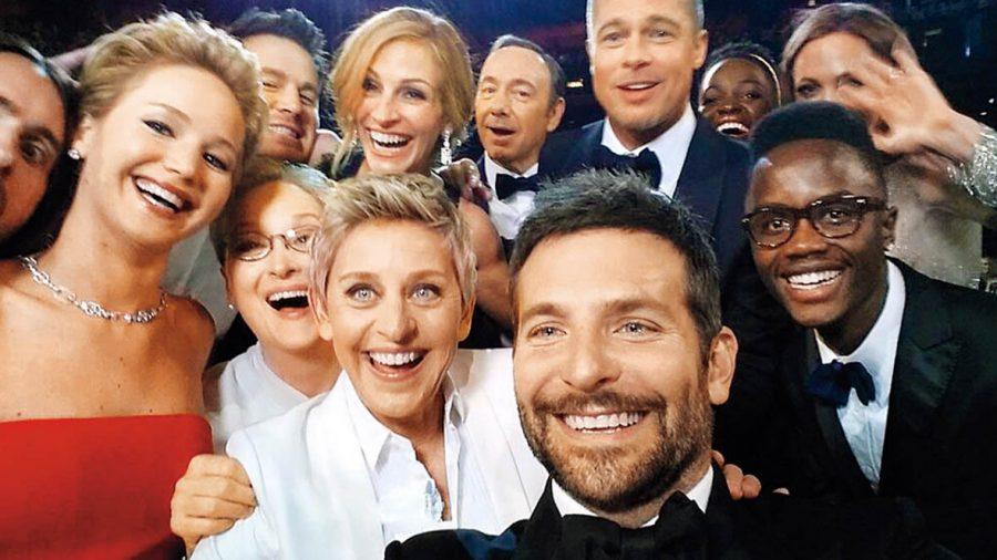 Oscars Selfie | 2014