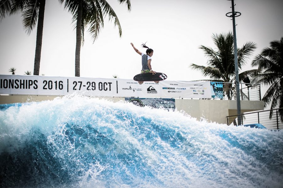 Ili | Flowboarding World Champion