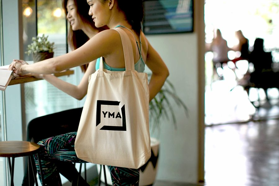 Grab all the YMTT200 Goods at Orientation, packed inside the YMA Tote Bag!