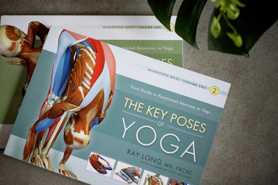 The most current and comprehensive textbooks on the physical practice of yoga!