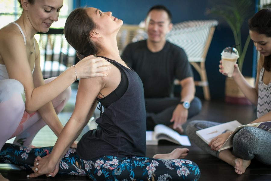 YMTT | Yoga Movement Teacher Training